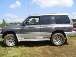 Mitsubishi Montero 2000 Costa Rica used SUVs for sale