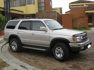 This color is one of the most elegant for the 1999 Toyota 4runner